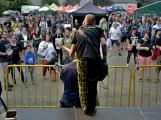 V Rožmitále teklo pivo proudem a kapely zaválely (75)