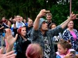 V Rožmitále teklo pivo proudem a kapely zaválely (97)