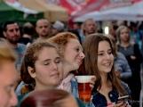 V Rožmitále teklo pivo proudem a kapely zaválely (76)