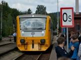 Nejednalo se o požár, ale Příbramí projel parní vlak (39)