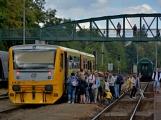 Nejednalo se o požár, ale Příbramí projel parní vlak (1)