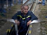 Nejednalo se o požár, ale Příbramí projel parní vlak (20)