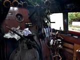 Nejednalo se o požár, ale Příbramí projel parní vlak (34)