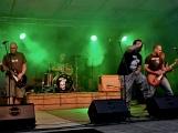 Březnické sobotní nebe rozzářil ohňostroj a světla Rockfestu (55)