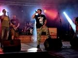 Březnické sobotní nebe rozzářil ohňostroj a světla Rockfestu (57)