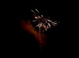 Březnické sobotní nebe rozzářil ohňostroj a světla Rockfestu (54)