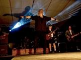 Březnické sobotní nebe rozzářil ohňostroj a světla Rockfestu (44)