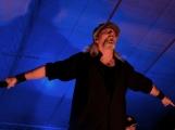 Březnické sobotní nebe rozzářil ohňostroj a světla Rockfestu (50)