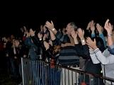 Březnické sobotní nebe rozzářil ohňostroj a světla Rockfestu (64)