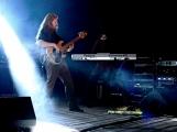 Březnické sobotní nebe rozzářil ohňostroj a světla Rockfestu (2)