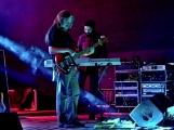 Březnické sobotní nebe rozzářil ohňostroj a světla Rockfestu (3)