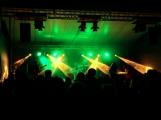 Březnické sobotní nebe rozzářil ohňostroj a světla Rockfestu (6)