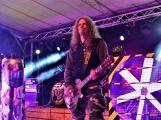 Březnické sobotní nebe rozzářil ohňostroj a světla Rockfestu (88)