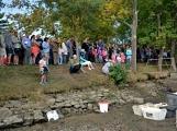 V Rožmitále slavili myslivci i rybáři (55)