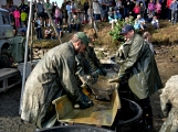 V Rožmitále slavili myslivci i rybáři (89)