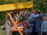 V Rožmitále slavili myslivci i rybáři (79)