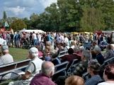 V Rožmitále slavili myslivci i rybáři (34)