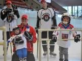 Další generace malých hokejistů vyzkoušela příbramský led (21)