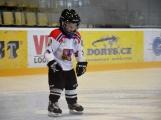 Další generace malých hokejistů vyzkoušela příbramský led (22)