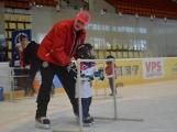Další generace malých hokejistů vyzkoušela příbramský led (23)