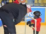 Další generace malých hokejistů vyzkoušela příbramský led (24)