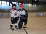 Další generace malých hokejistů vyzkoušela příbramský led (14)