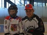 Další generace malých hokejistů vyzkoušela příbramský led (13)