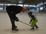 Další generace malých hokejistů vyzkoušela příbramský led (12)