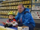 Další generace malých hokejistů vyzkoušela příbramský led (4)