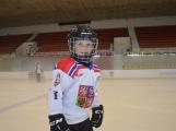 Další generace malých hokejistů vyzkoušela příbramský led (6)