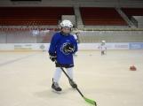 Další generace malých hokejistů vyzkoušela příbramský led (7)