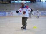 Další generace malých hokejistů vyzkoušela příbramský led (9)