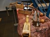 Středověk v muzeu vystřídali kováři, truhláři a grafici (24)