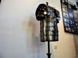 Středověk v muzeu vystřídali kováři, truhláři a grafici (19)