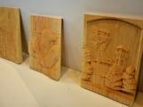 Středověk v muzeu vystřídali kováři, truhláři a grafici (23)
