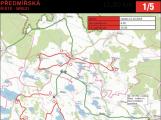 Uzavírky a objížďky při 39. SVK Rally Příbram? Známe jejich trasy ()