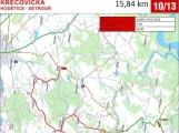 Uzavírky a objížďky při 39. SVK Rally Příbram? Známe jejich trasy (6)