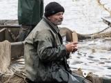 Hořejší Padrťský  rybník vydal své bohatství (19)