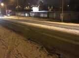Aktuálně: Silnice pokryl sníh a náledí, komplikace v dopravě sledujeme ON-LINE (5)