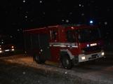 Dopravní nehoda dvou osobních vozidel na silnici č. 19 u Rožmitálu pod Třemšínem (11)