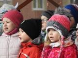 Děti zazpívaly vánoční písně, rodiče byli dojatí (4)