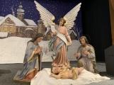 Příbramské divadlo se proměnilo ve vánoční pohádku (36)