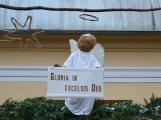 V Čenkově je k vidění ohromný betlém ze sena (4)