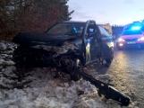Aktuálně: Hromadná nehoda uzavřela dálnici D4! V místě přistává vrtulník (4)