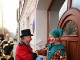 Masopust Milín 2015 - Cirkus Rámus (1)
