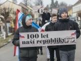 Masopust Milín 2018 - 100 let naší republiky (28)