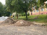 První etapa rekonstrukce 28. října se blíží ke konci, hotovo má být do 3. srpna ()