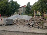 První etapa rekonstrukce 28. října se blíží ke konci, hotovo má být do 3. srpna (1)