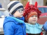 Děti z mateřinek roztančily náměstí (2)