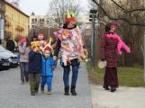 Děti z mateřinek roztančily náměstí (7)